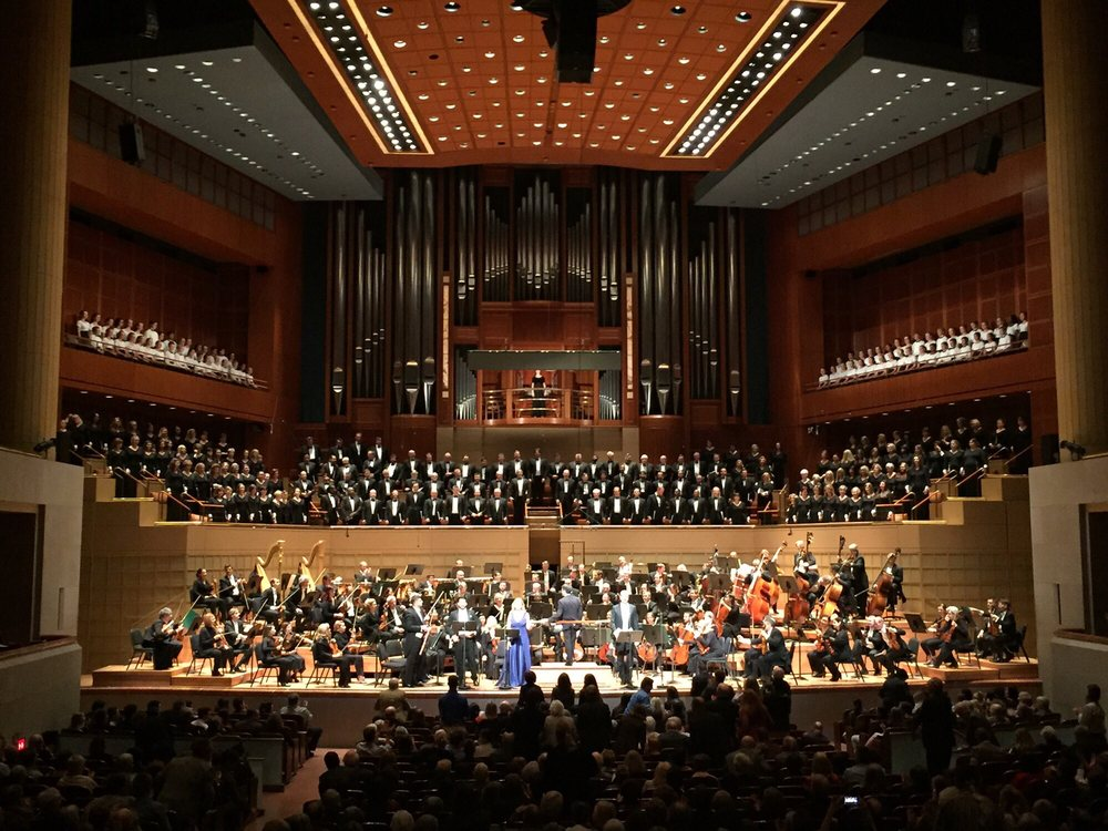Morton Meyerson Symphony Center