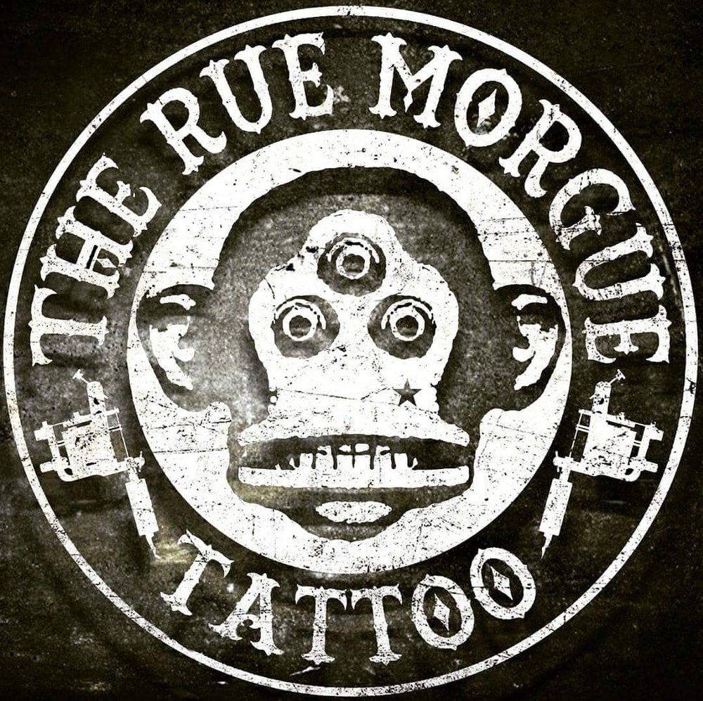 The Rue Morgue Tattoo Gallery: 198 W Jefferson, Franklin, IN