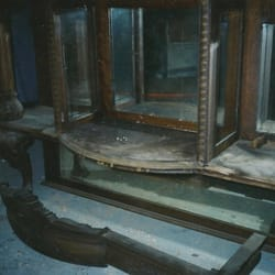 Photo Of Furniture Repair Works   Asheville, NC, United States. Before