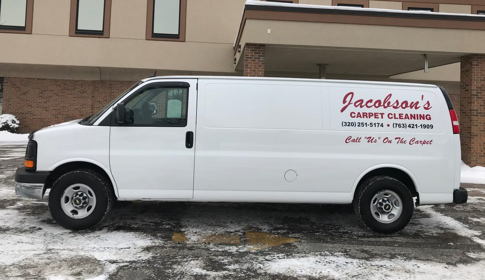 Jacobson's Carpet Cleaning: 6139 Falcon Rd, Milaca, MN