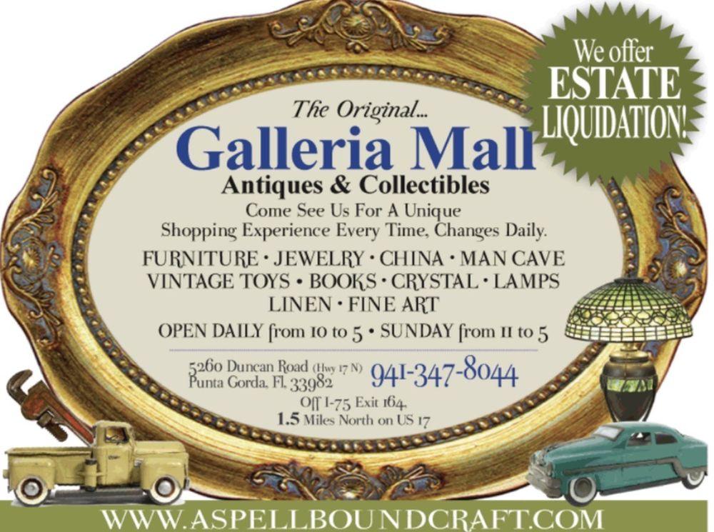 Galleria Mall: 5260 Duncan Rd, Punta Gorda, FL