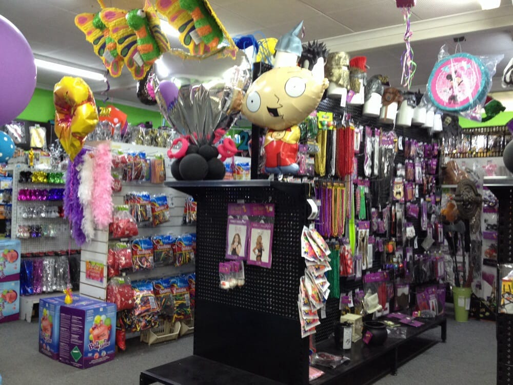 Balloons galore party supplies 107 north terrace for Terrace party decoration