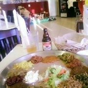 Sheger Ethiopian Restaurant Houston Tx