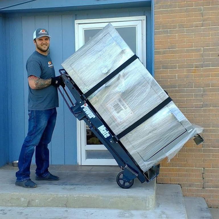 Professional Movers  Of Kansas LLC: 2204 Farley Pl, Hays, KS