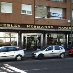Muebles hermanos navarro furniture stores calle de los for Furniture stores madrid