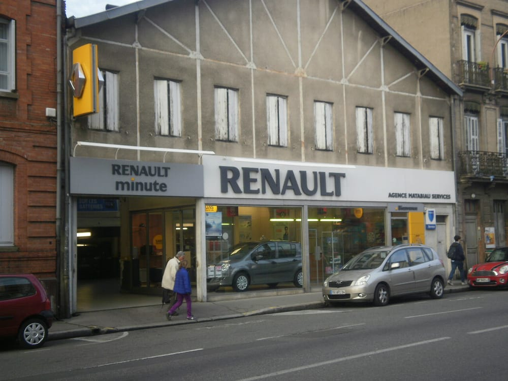 renault matabiau services garages 53 rue matabiau bayard toulouse france phone number. Black Bedroom Furniture Sets. Home Design Ideas