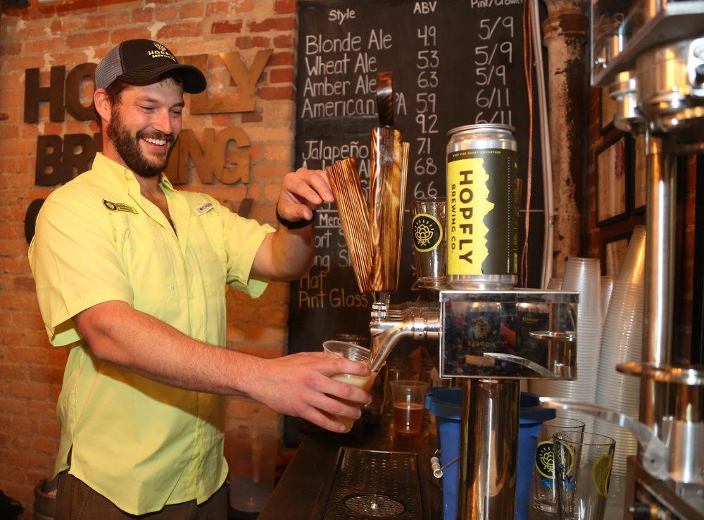 HopFly Brewing Company: 1147 Falls Rd, Rocky Mount, NC