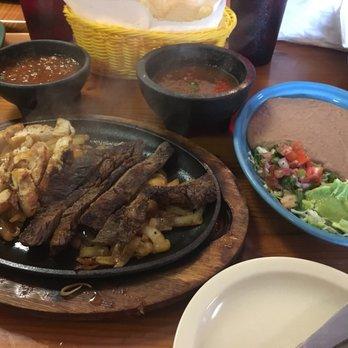 La Villa Mexican Restaurant Menu Humble Tx