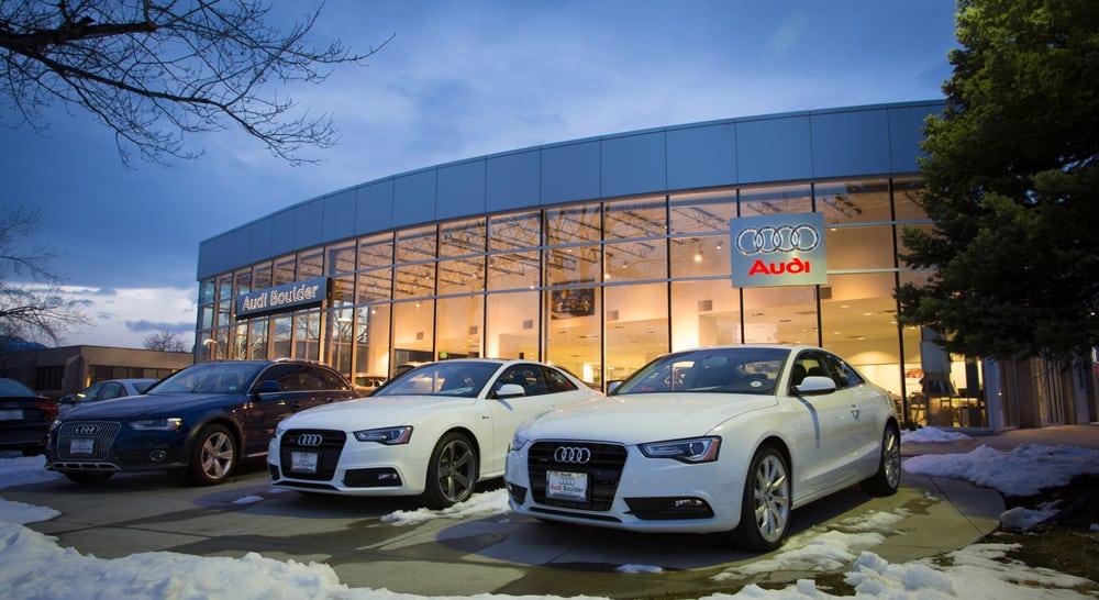 Audi Boulder 14 Photos Amp 56 Reviews Car Dealers 1799