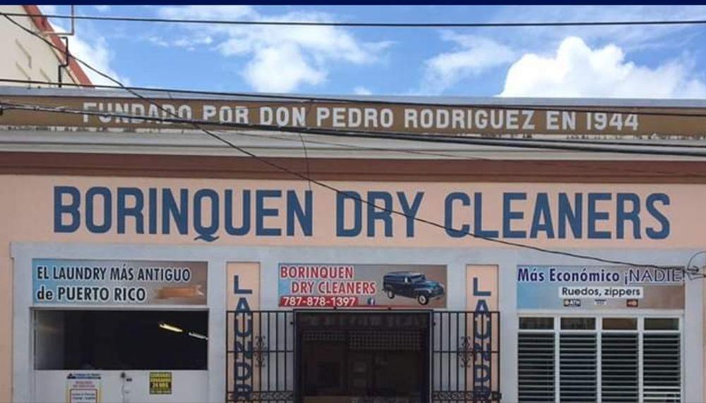 Borinquen: Av. Juan Rosado 153, Arecibo, PR