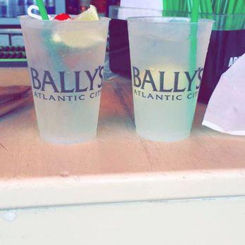 Ballys bikini bar atlantic city nj