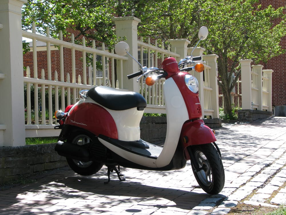 Port City Mopeds: 124B Bartlett St, Portsmouth, NH