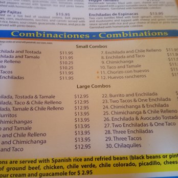 Mexican Food Silver Lake Wa
