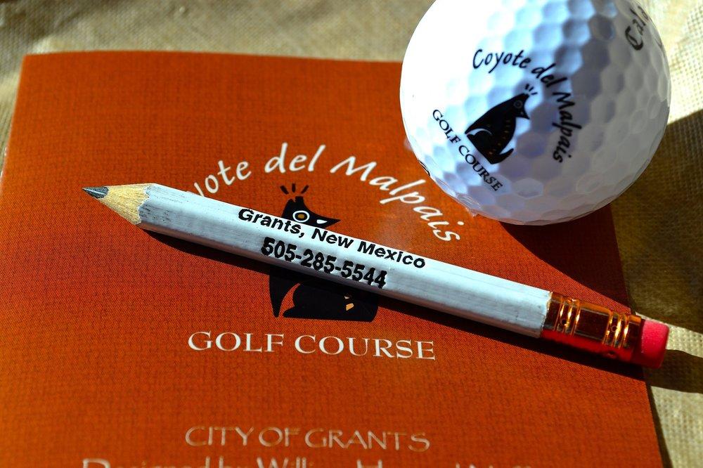 Coyote Del Malpais Golf Course: 2001 George Hanosh Blvd, Grants, NM
