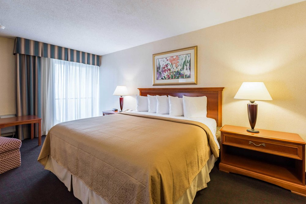 Quality Inn and Conference Center: 7838 S Hwy 281, Grand Island, NE