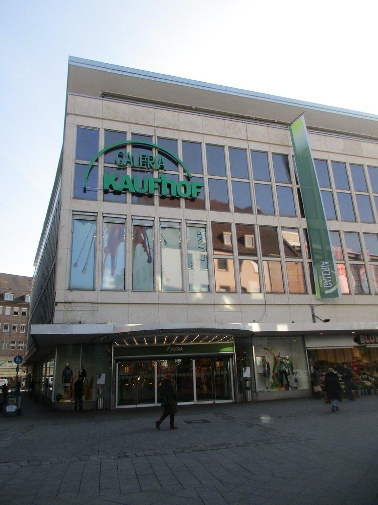 Galeria Kaufhof Kassel Parken