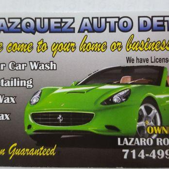 Photo Of Velazquez Auto Detailing Garden Grove Ca United States Great Mobile