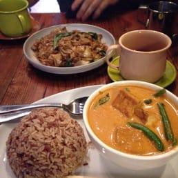 Imm Thai Street Food Menu Berkeley