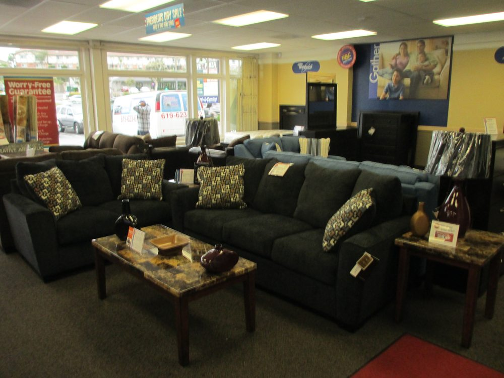 Ashley Wixon Slate 13 Piece Living Rooms Groups Available Yelp