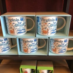 Photo of Starbucks - Virginia Beach VA United States. New mugs. 3 & Starbucks - 10 Photos - Coffee \u0026 Tea - 2233 Upton Dr Virginia Beach ...