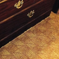 Photo Of Super 8 Greenville Tx United States Water Damaged Furniture