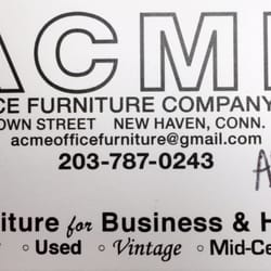Charming Photo Of Acme Office Furniture Co Inc   New Haven, CT, United States.