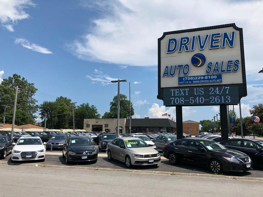 Driven Auto Sales: 6800 W 79th Ave, Burbank, IL