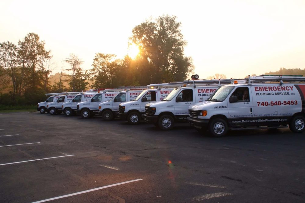 Emergency Plumbing Service: 310 S Sandusky St, Delaware, OH