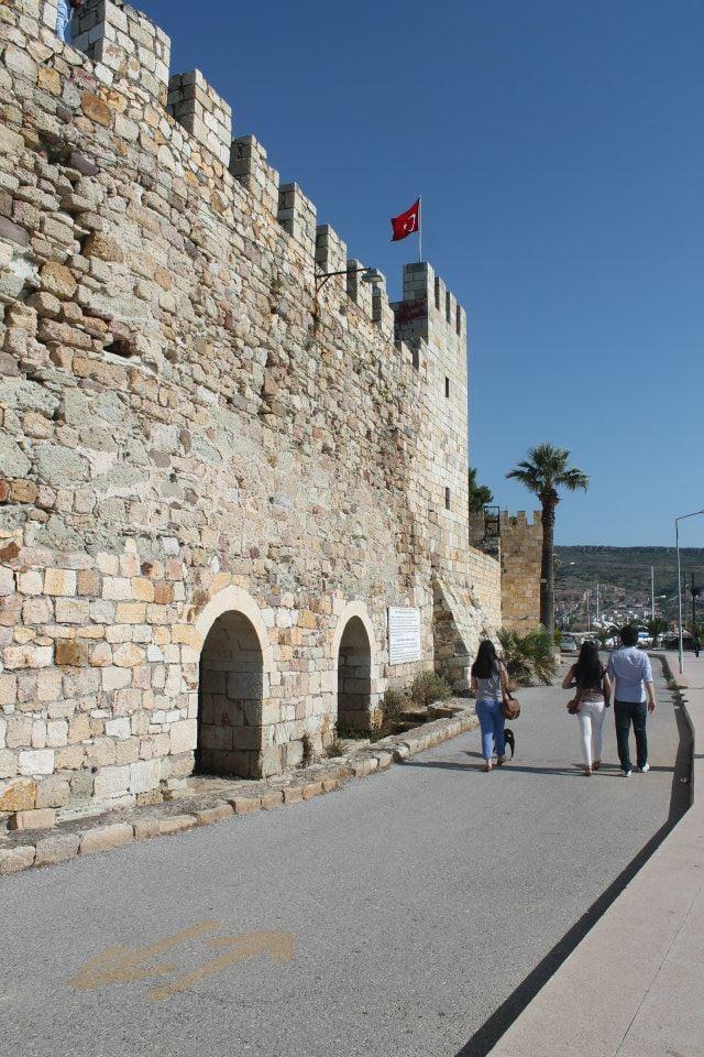 Beş Kapılar Kalesi