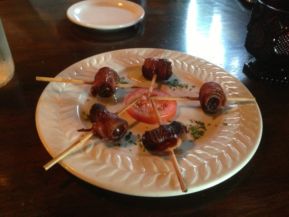 Bacon Wrapped Dates Yelp