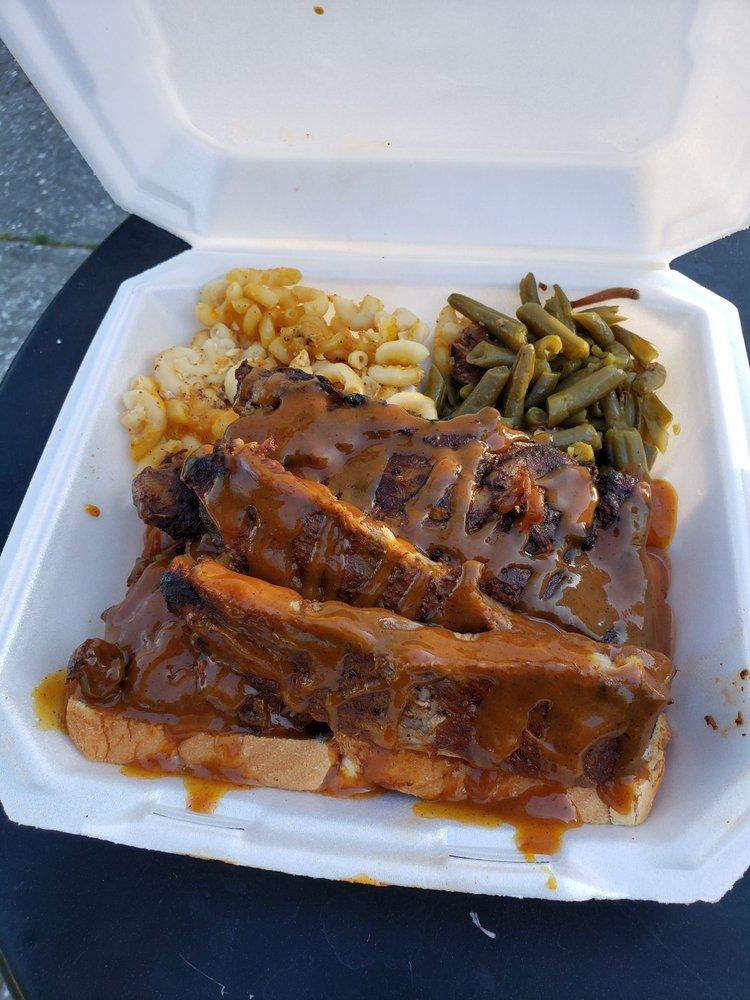 Holy Smoke Barbeque: 1164 Edgewood Ave S, Jacksonville, FL