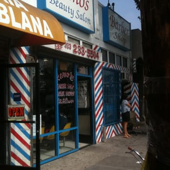 Ramos Barber Shop Barbers South Park Los Angeles CA