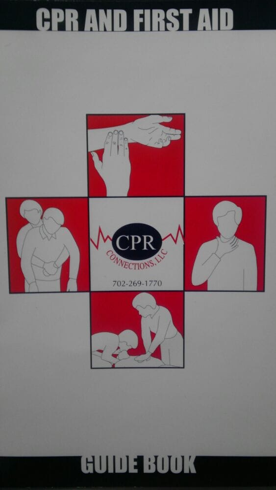 Cpr Connections First Aid Classes 2657 Windmill Pkwy Henderson