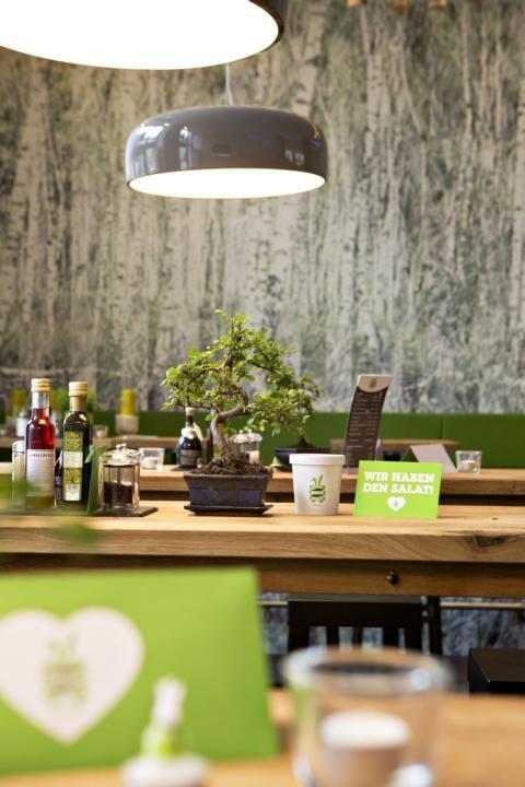 little green rabbit 26 fotos 19 beitr ge salat. Black Bedroom Furniture Sets. Home Design Ideas