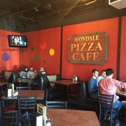 Avondale Pizza Cafe Reviews