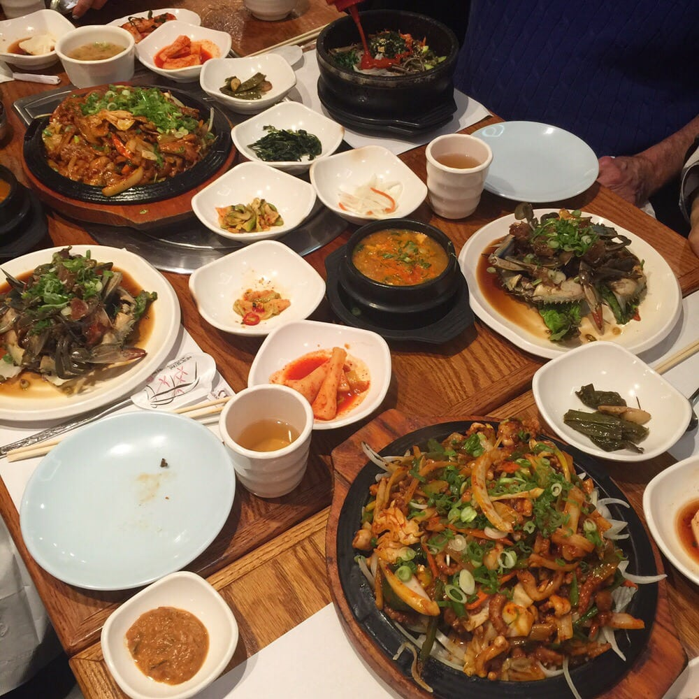 Miga 49 foto cucina coreana leonia nj stati uniti for Cucina coreana