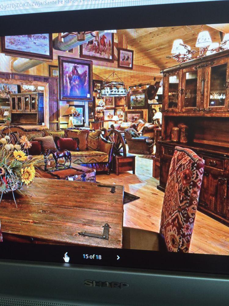 Santa fe ranch oggettistica per la casa 12399 ne 224th for Schierandosi casa di ranch