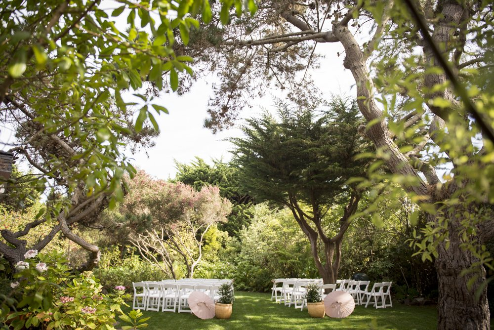Hastings House Garden Weddings: 347 Mirada Rd, Half Moon Bay, CA