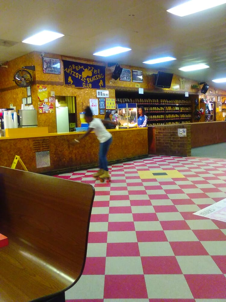 Great Time Skate: 14417 Aldine Westfield Rd, Houston, TX