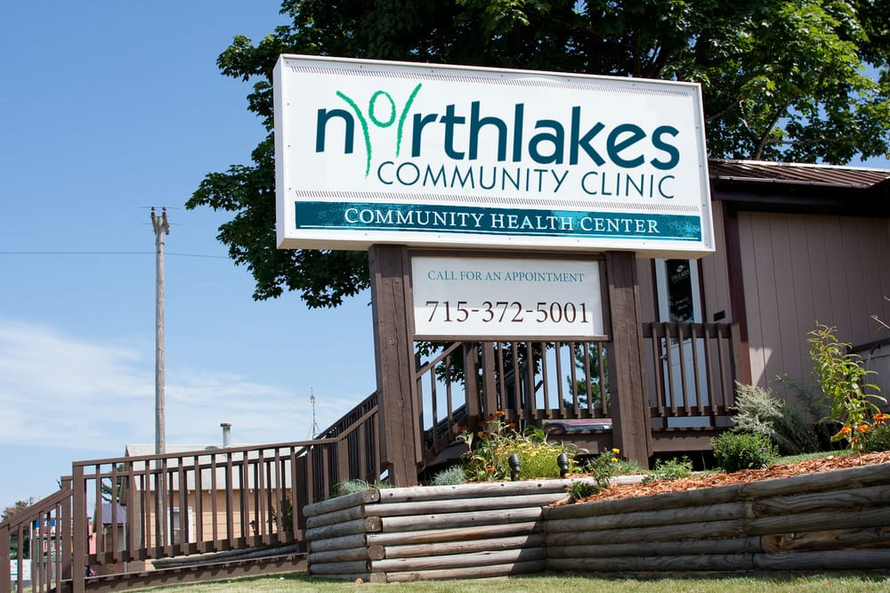 NorthLakes Community Clinic: 7665 US Hwy 2, Iron River, WI