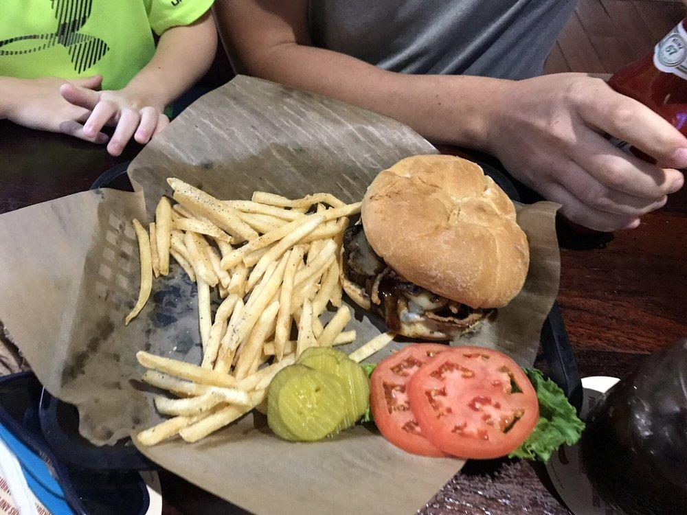Food from Chubbs Sports Bar & BBQ