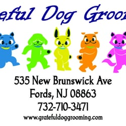 Grateful Dog Grooming Fords Nj