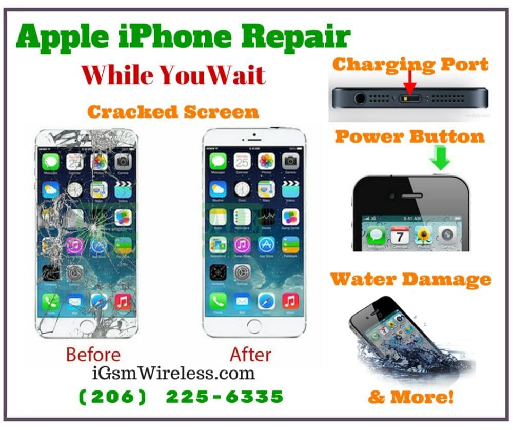Iphone Repair Bellevue