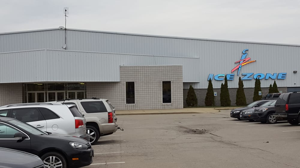 Ice Zone: 360 McClurg Rd, Youngstown, OH