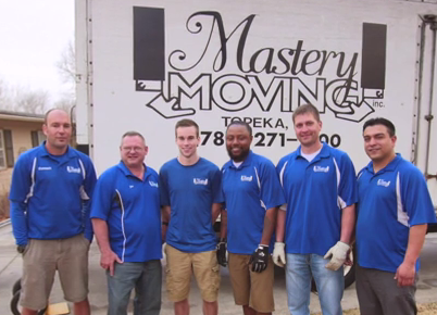 Mastery Moving: 5225 SW 32nd St, Topeka, KS