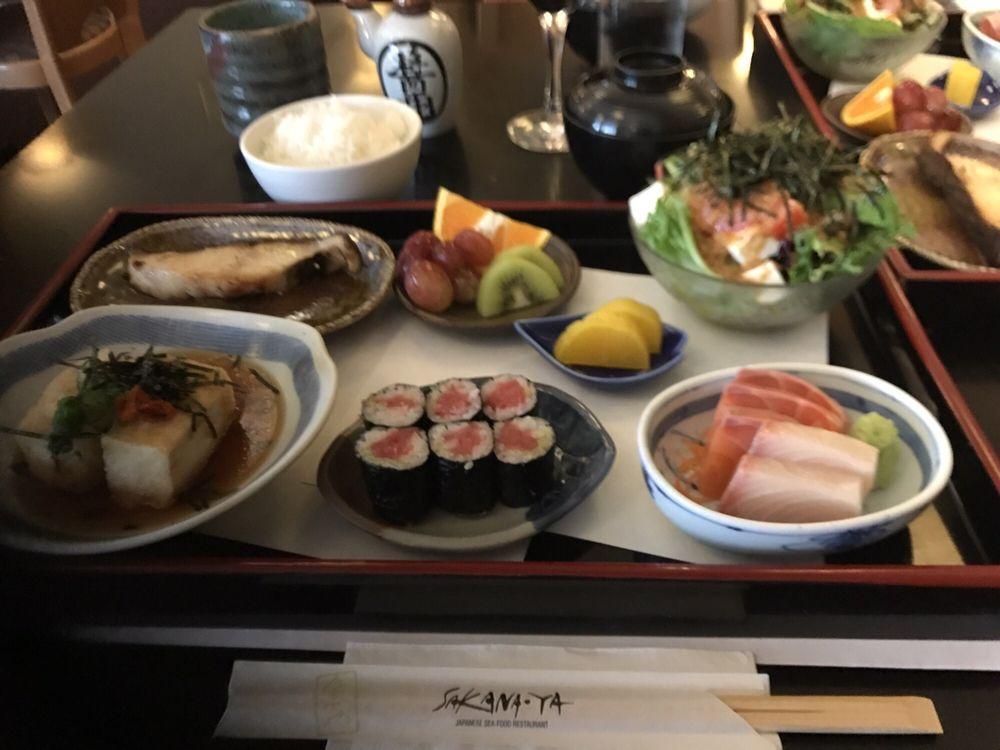 Sakana Ya Japanese Restaurant