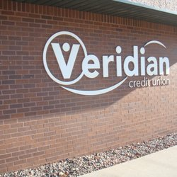 Veridian credit union bank building societies 2322 w Cedar credit