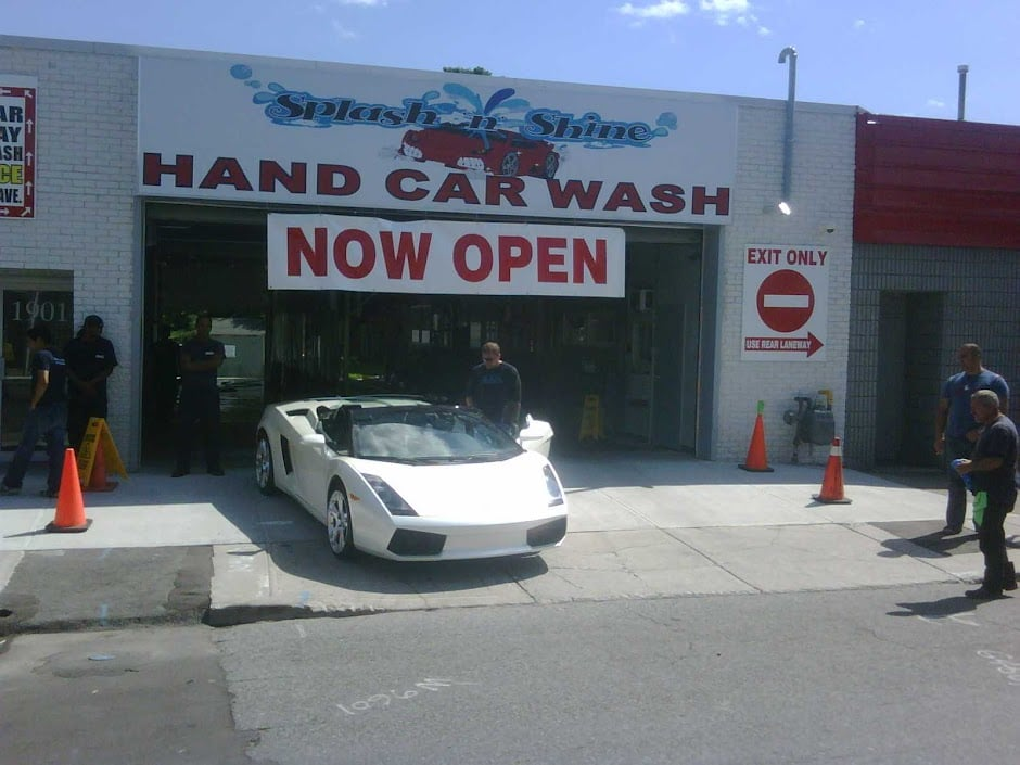 Car wash near mobile all hand wanda