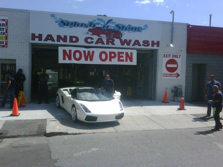 Car wash near mobile all hand wanda