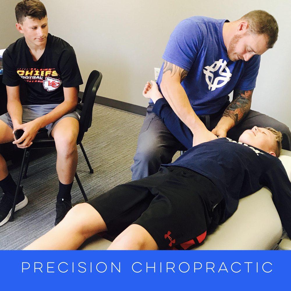 Precision Chiropractic: 404 S Jefferson St, Kearney, MO